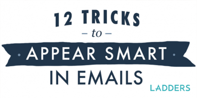 12 Tricks to Appear Smart in Emails