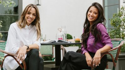 12 female best friends who started their own companies