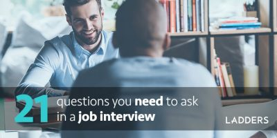 It's Not About Me, It's About You: the 21 Questions You Need to Ask in a Job Interview