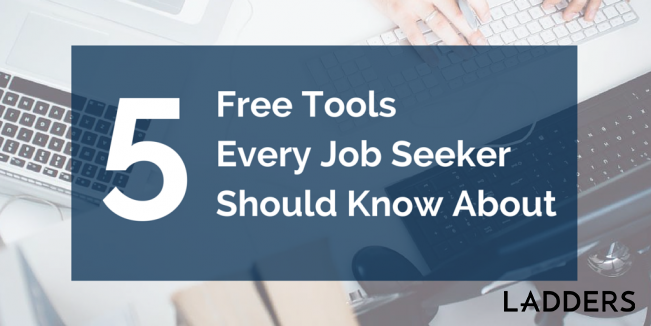 5 Free Resume Tools Every Job Seeker Should Know About | Ladders