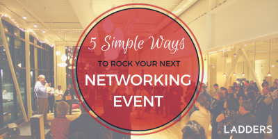 5 simple strategies for making your mark at your next networking event