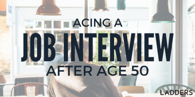 Acing a Job Interview After Age 50