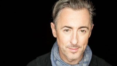 Movie star Alan Cumming's secret to work success: 'Smother people with kindness'