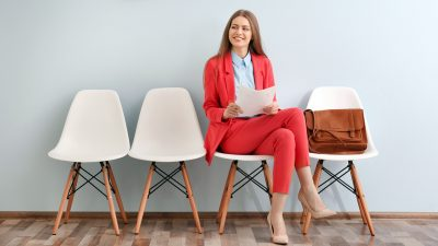 4 wardrobe essentials for nailing that interview