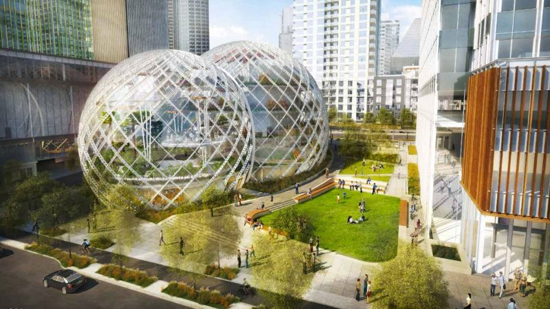 51% of D.C. workers would consider quitting their job to work at the new Amazon HQ