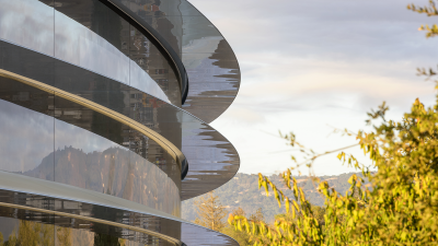 Apple's huge new office is a lot nicer than yours