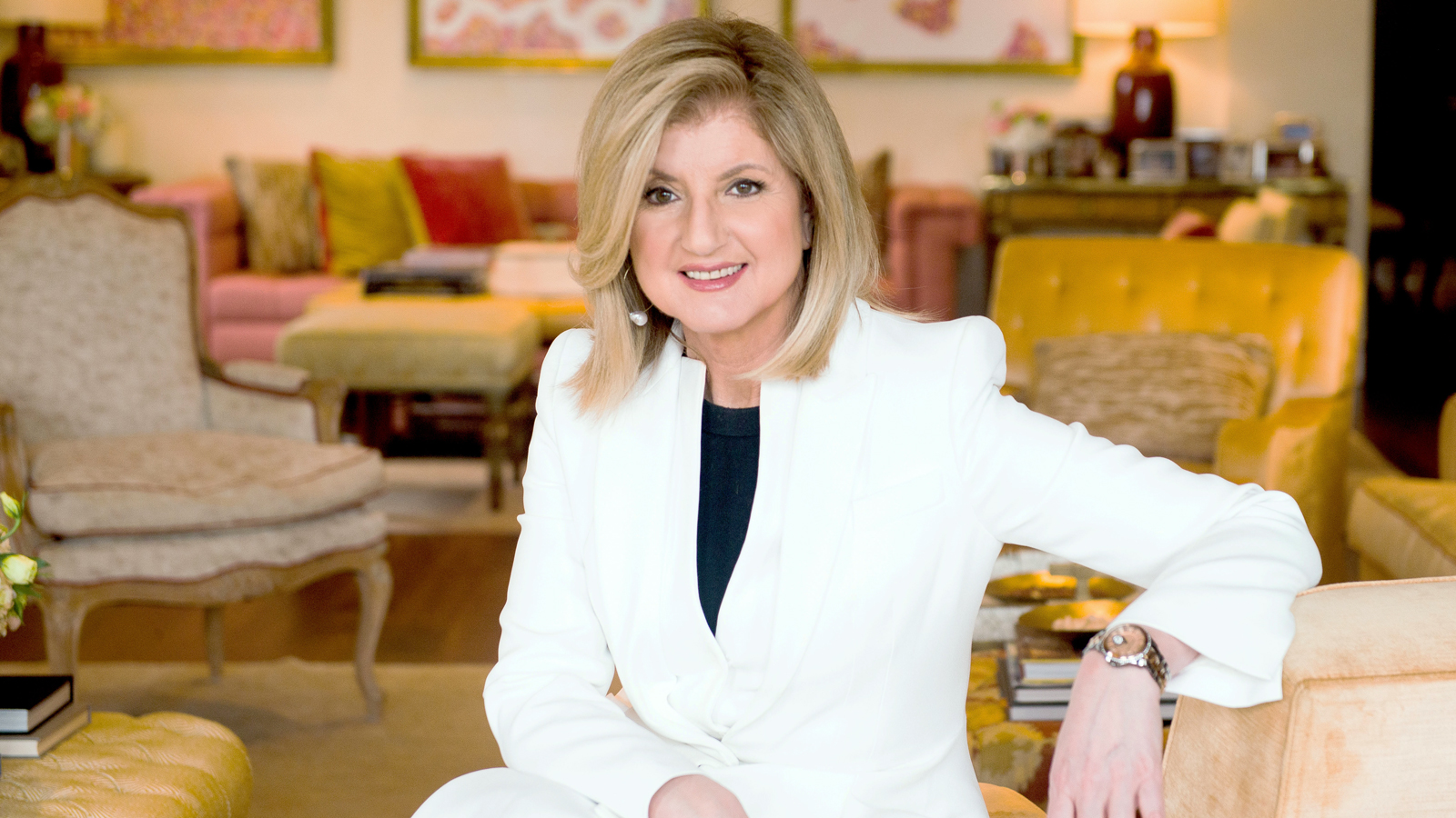 How to have a perfect night's sleep, according to sleep queen Arianna Huffington