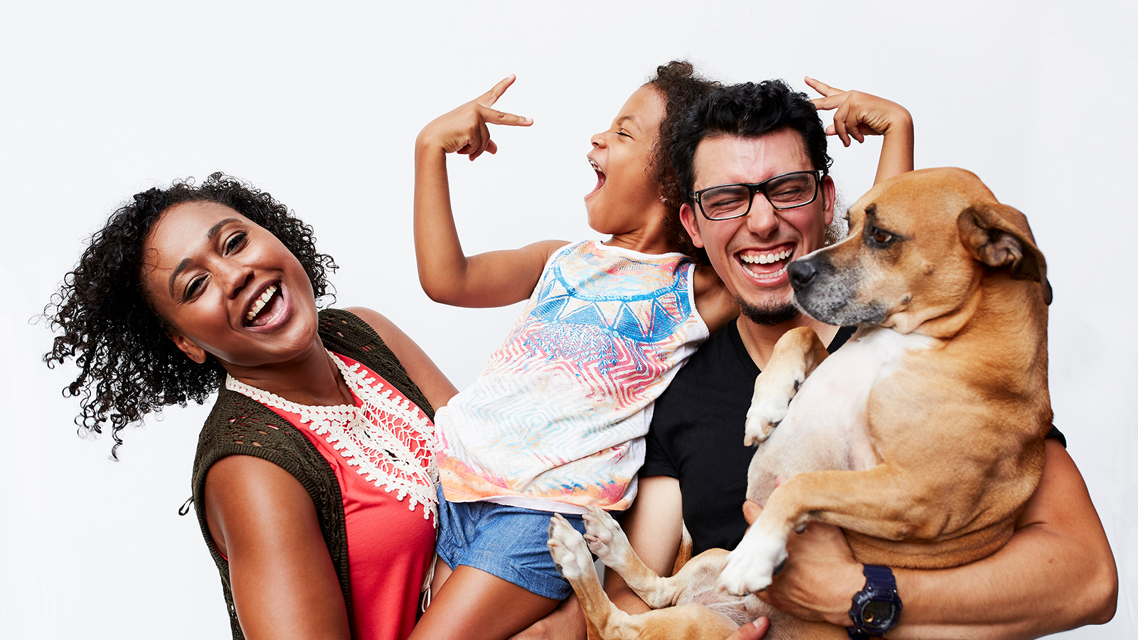 6 things the happiest families all have in common
