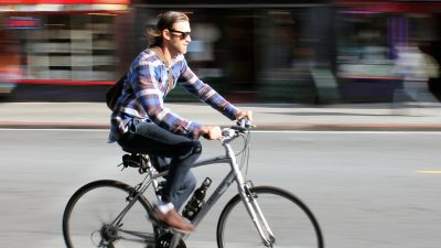 5 ways your life changes when you bike to work