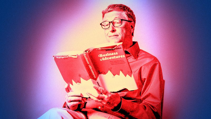 Here are 185 books Bill Gates has read and thinks you should too