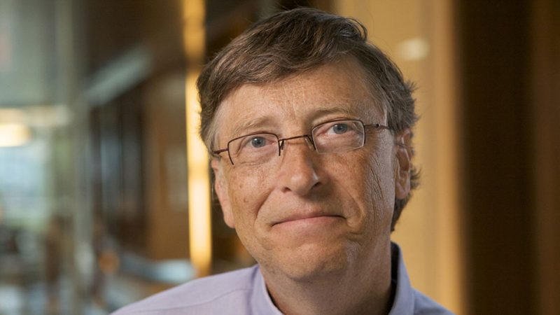 According to Bill Gates this is the key to happiness