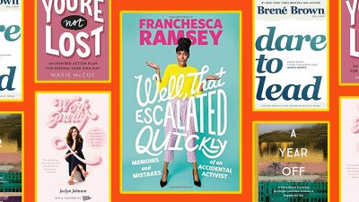 5 new books I'm reading to boost my career and life this fall