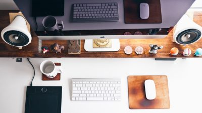 8 benefits of decluttering your workspace