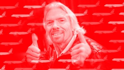 Richard Branson on flex policies, what Virgin looks for in an employee, and lessons learned