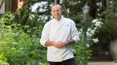 Celebrity chef Charlie Palmer on career switches: 'All you can do is focus on the future'