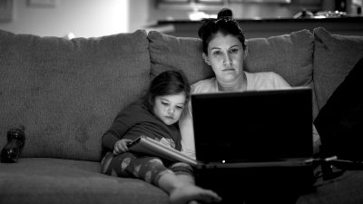 Survey: 60% of tech moms say childcare options are 'horrible'