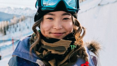 Olympic gold medalist Chloe Kim shows us why enjoying the moment can make you more successful