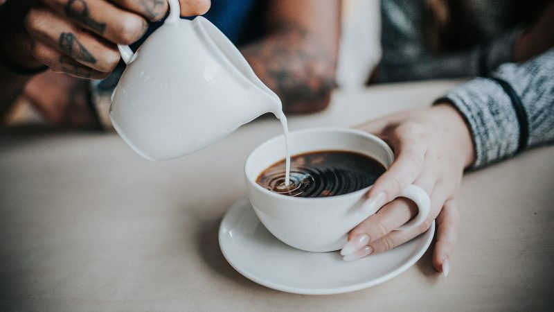 How does coffee affect gut health?