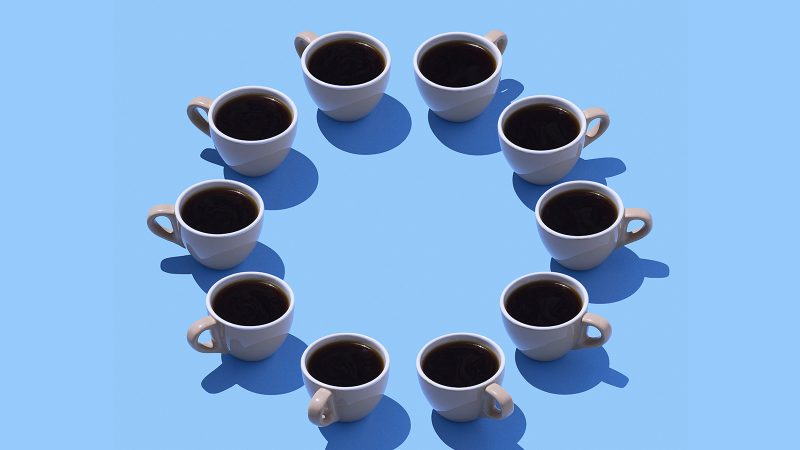 Grow your network in the time it takes to make your morning coffee