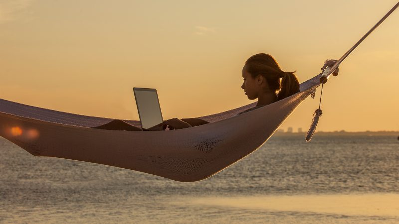 Survey says 75% of remote workers like it so much they want to do it forever