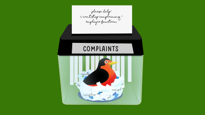 Here's how to turn that complaint into action