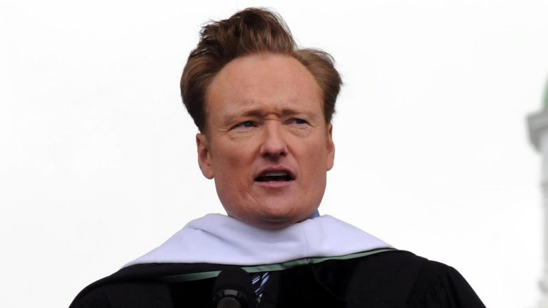 Conan O'Brien: 'Through disappointment you can gain clarity'