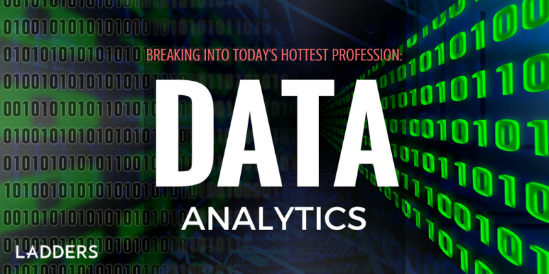 Break into One of Today's Most Popular Professions: Data