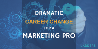 A Dramatic Career Change for a Marketing Pro
