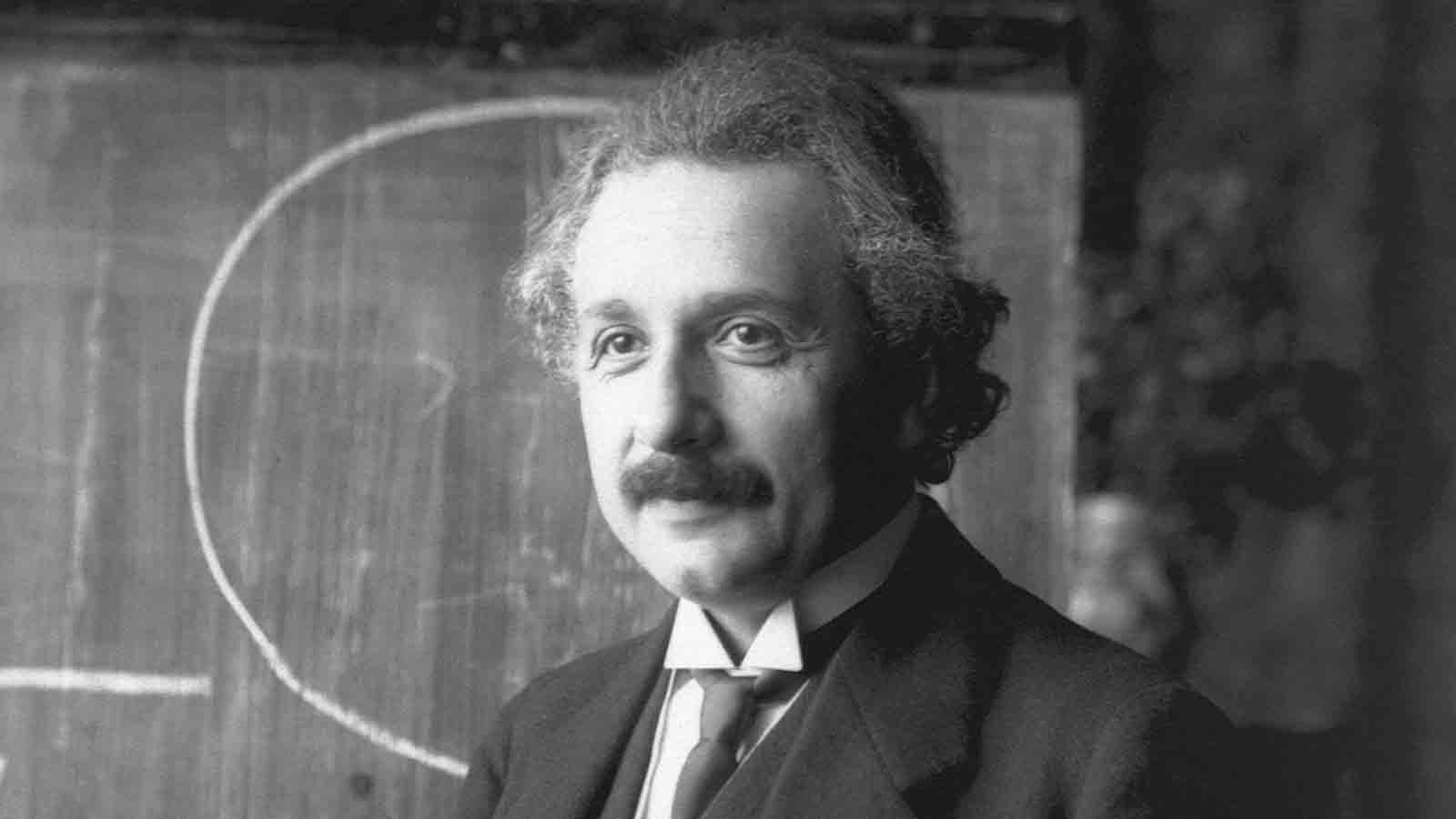 Einstein on the only productivity tip you'll ever need to know