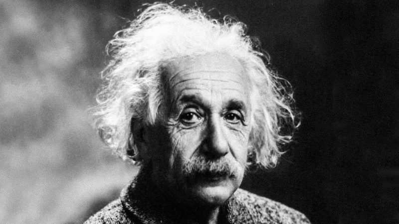 If you're not changing as a person then you're not intelligent (according to Einstein)