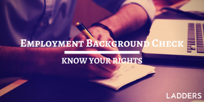 Employment Background Checks: Know Your Rights