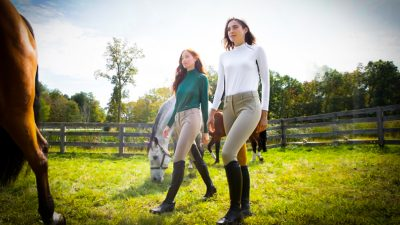 This equestrian clothing brand may replace athleisure in your office