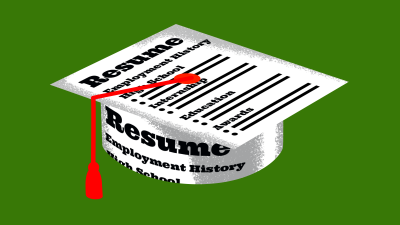 The Do's and Don'ts for writing your first post-grad resume