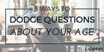 Five Ways to Dodge and Deflect Job interview and Application Questions about Your Age