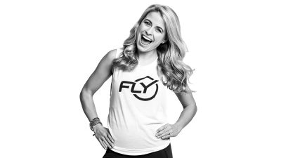 How a Flywheel instructor crushes her morning routine (without coffee)