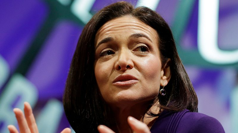 Sheryl Sandberg: 'It's not enough to have a good idea … we have to know when to stop a bad one'