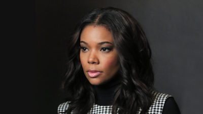 Gabrielle Union on why women need to stop feeling 'lucky' when someone likes their idea