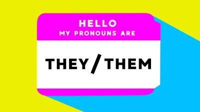 How to respectfully use gender neutral pronouns in the office