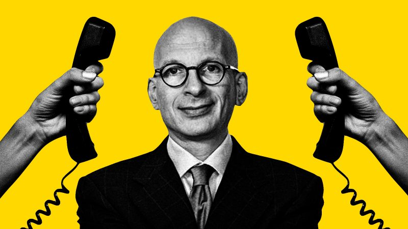 How talking to Seth Godin on the phone changed my life and business