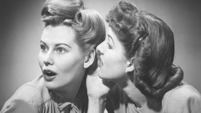 3 ways to move forward when you get caught gossiping about a colleague
