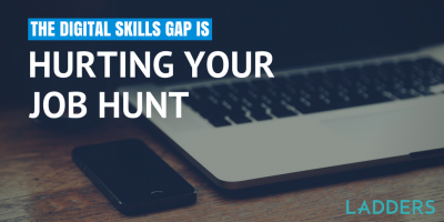 How the digital skills gap is hurting your job hunt
