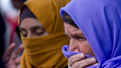 Employers can ban Muslim headscarves, top European court says