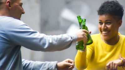 New Heineken commercial goes viral with examples of working out conflicts