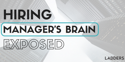 Hiring Manager's Brain Exposed