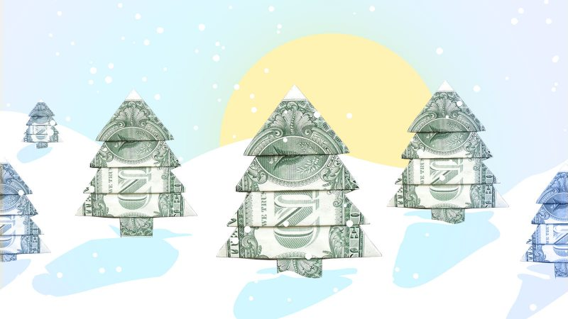 7 stats about Christmas spending that will knock your stockings off