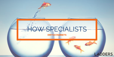How Specialists Switch Markets