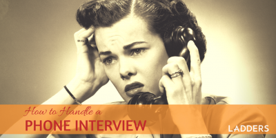 How to Handle a Phone Interview