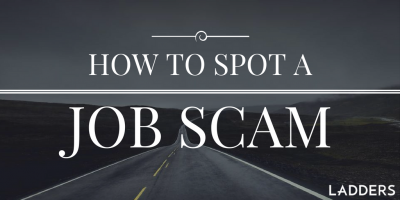 How to Spot a Job Scam