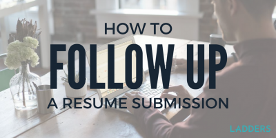 How to Follow Up a Resume Submission