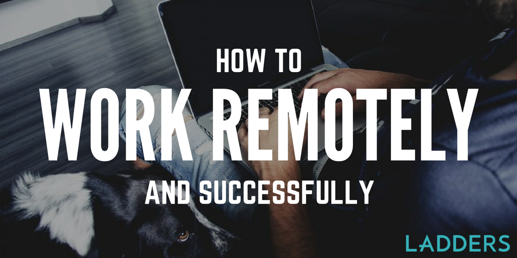 how to work remotely effectively
